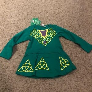 💖NWT💖 Irish Baby Irish Step Dancer Dress